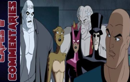 """Capes and Commentaries #28 - Justice League """"Injustice For All Part 1″"""