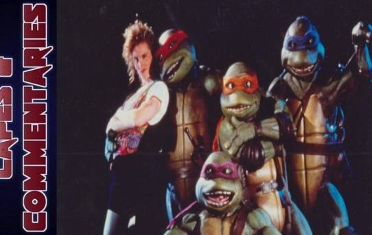 Capes and Commentaries #32 - TMNT '90 Live Action Movie