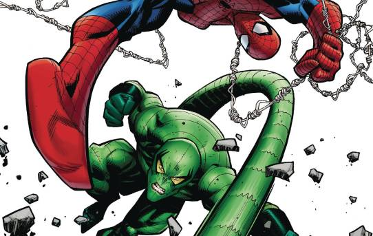 AMAZING SPIDER-MAN #12 Preview