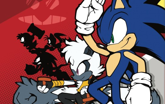 Sonic Shines the Spotlight on His Many Friends in SONIC THE HEDGEHOG ANNUAL 2019