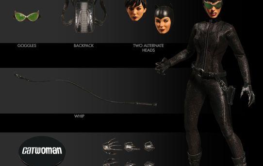 Mezco Toyz ONE:12 COLLECTIVE Catwoman