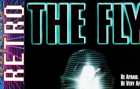 Beyond Retro Presents! - The Fly Commentary