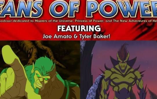 Fans of Power Episode 167 - Orko's Garden Commentary, Toy Talk & Tyler's Story Ideas