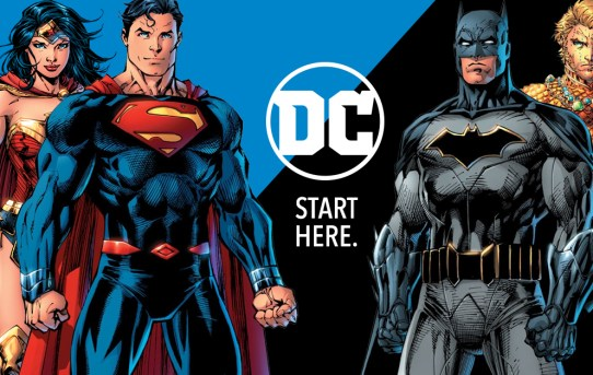 DC joins comiXology Unlimited, Kindle Unlimited, and Prime Reading