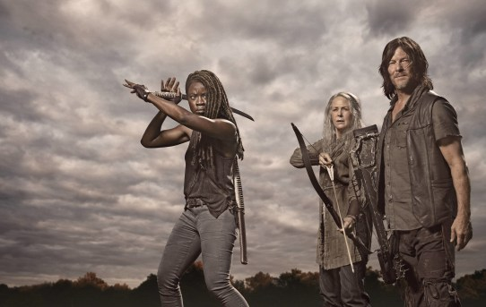 """""""The Walking Dead"""" Named The Most In-Demand TV Show In The World For 2018 At Parrot Analytics' Global TV Demand Awards"""