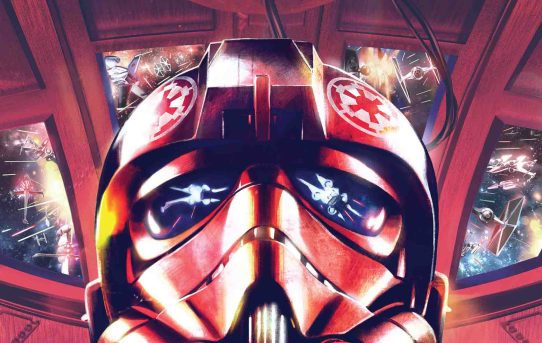 The Heroes of the Rebellion Are Here…TIE FIGHTER #1 Arrives This April!