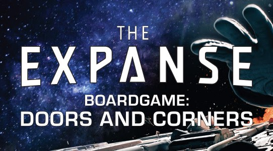 Dominate the Universe with The Expanse: Doors and Corners Expansion—Coming Soon!