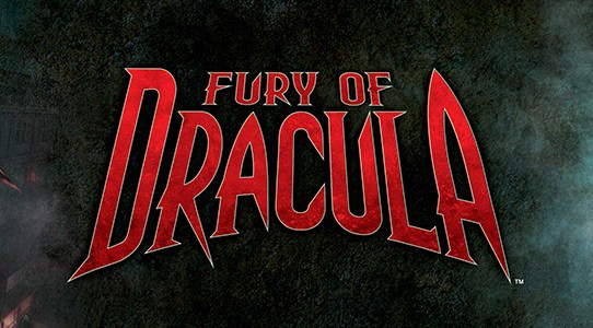 Hunt the World's Most Notorious Vampire in Fury of Dracula 4th Edition—Available Now!
