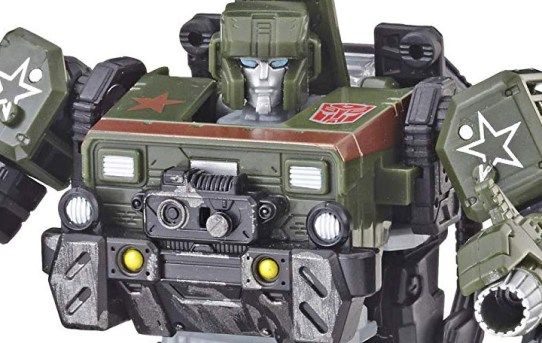 Formers Friday - Transformers War for Cybertron: Siege Deluxe Hound Review