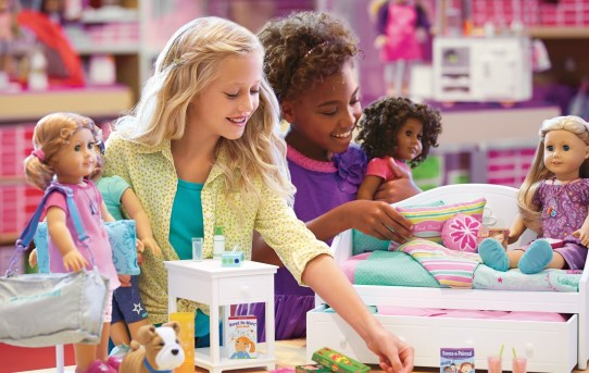 Mattel And MGM Partner To Produce Live Action Motion Picture Based On Iconic American Girl® Brand