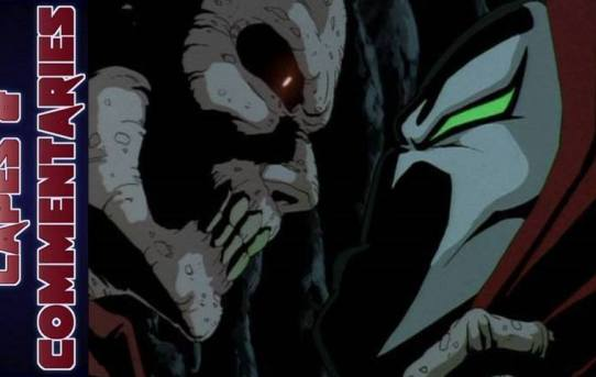 "Capes and Commentaries #38 - Todd McFarlane's Spawn ""Burning Visions"""