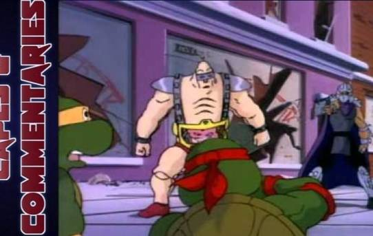 """Capes and Commentaries #43 - TMNT """"Shredder and Splintered"""""""