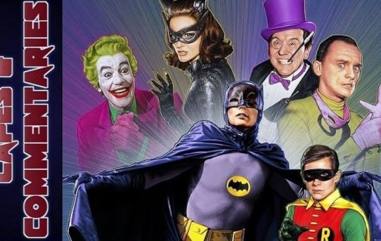 Capes and Commentaries #44 - Batman '66 The Movie!