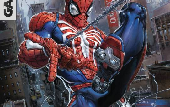 SPIDER-MAN CITY AT WAR #1 (OF 6) Preview