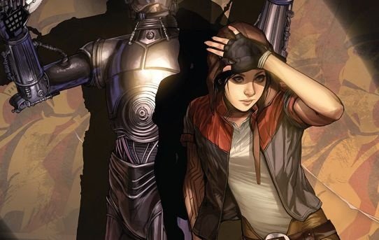 STAR WARS DOCTOR APHRA #30 Preview