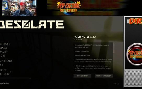 PLAY IT LOUD!!!! Desolate on PC