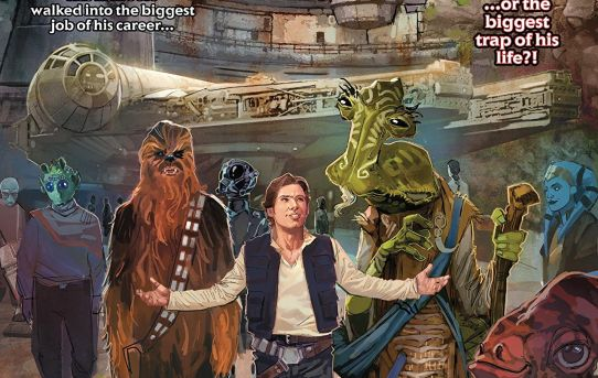 STAR WARS GALAXYS EDGE #1 (OF 5) Preview
