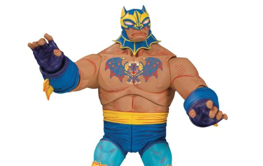 DC COLLECTIBLES CANCELS ORDERS FOR  DC LUCHA EXPLOSIVA! ACTION FIGURES