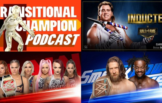 Transitional Champion Podcast Episode 10 - It's ALMOST Time For MANIA!