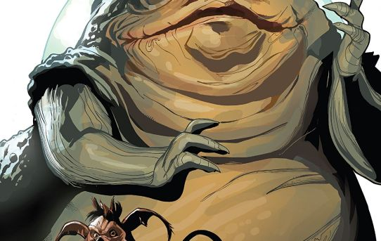 STAR WARS AGE OF REBELLION JABBA THE HUTT #1 Preview