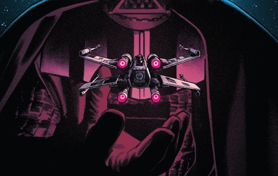 STAR WARS VADER DARK VISIONS #4 (OF 5) Preview