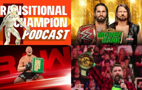 Transitional Champion Podcast Episode #12 - Money Madness