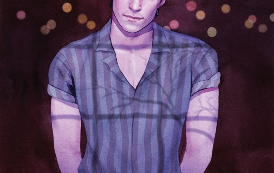 Kevin Wada Features Angel on BUFFY THE VAMPIRE SLAYER #5 Cover