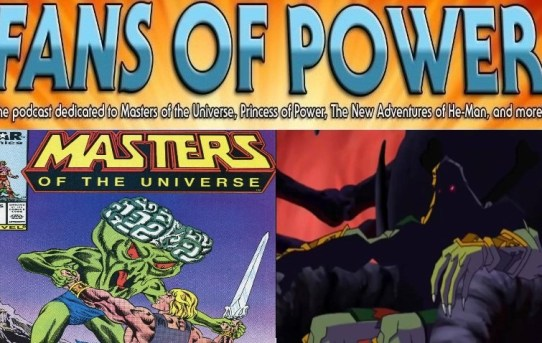 Fans of Power 184 - Rise of the Snake Men Part 1 Commentary, Star Comics #10 Review & More!