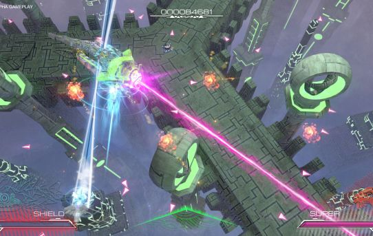 Neo Aztec Shooter release trailer for Nintendo Switch™ & Xbox release on July 24th