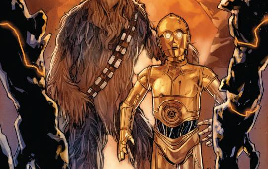 STAR WARS #68 Preview