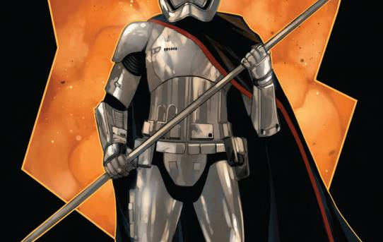 STAR WARS AGE OF RESISTANCE CAPTAIN PHASMA #1 Preview