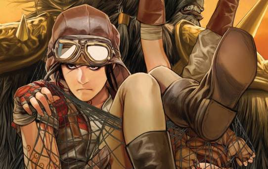STAR WARS DOCTOR APHRA #34 Preview