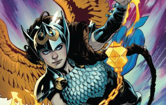 VALKYRIE JANE FOSTER #1 Preview