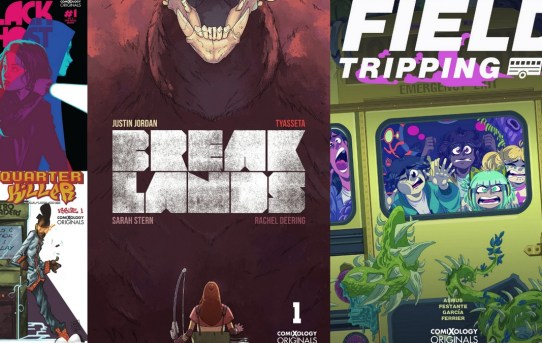 ComiXology Originals to Release One New Creator-Owned Title Each Week this September