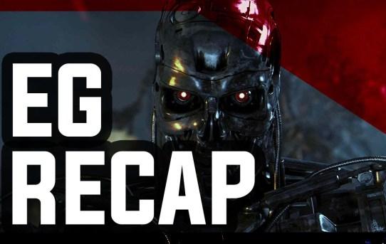 GameCube Joy-Cons and Terminator: Resistance