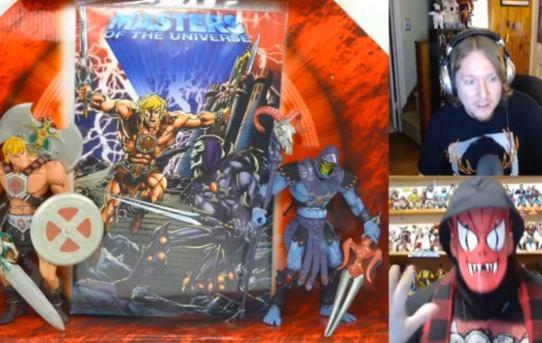 Fans of Power Episode 201 - 200X Mini-Comic Review, She-Ra Season 4 & More!
