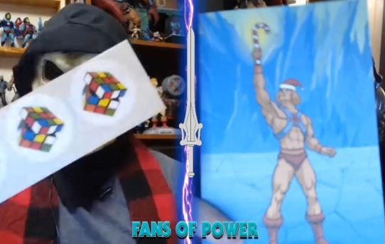 """Fans of Power Episode 205 - """"Escape From the Slime Pit"""" Revisited?, Recent News, and more!"""
