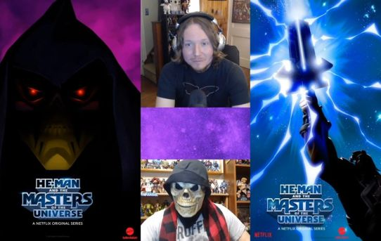 Fans of Power Episode 206 - Masters Of The Multiverse #2 Review, Another Netflix Show?!?! & More!