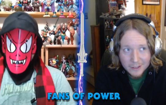 Fans Of Power #212 - MOTU Movie To Netflix?! Power-Con Exclusives, Origins Waves Revealed? & More!