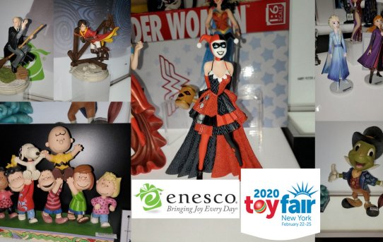 Toy Fair 2020 Enesco Gallery
