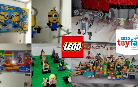 Toy Fair 2020 Lego Gallery