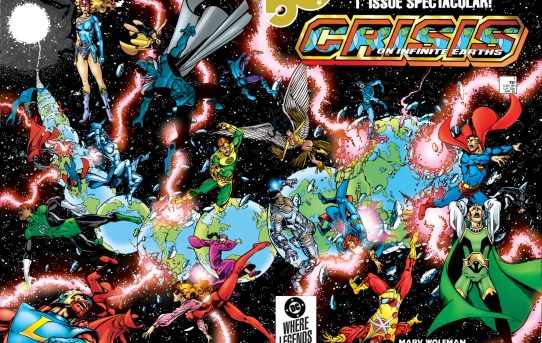 Comic Book Chronicles Ep. 360: Crisis On Infinite Earths pt. 1