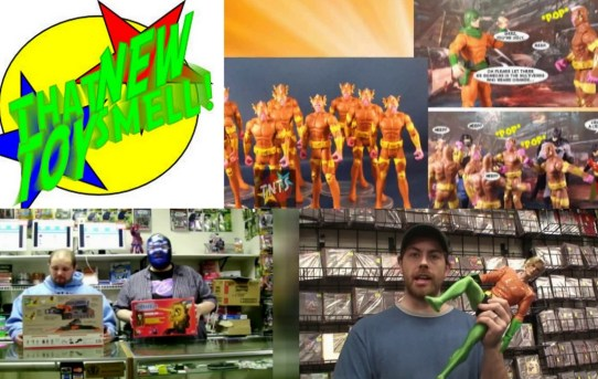 That New Toy Smell Episode 8 is COMPLETE Thanks To You!