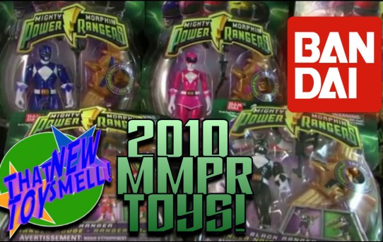 That New Toy Smell Episode 23 - 2010 Mighty Morphin Power Rangers