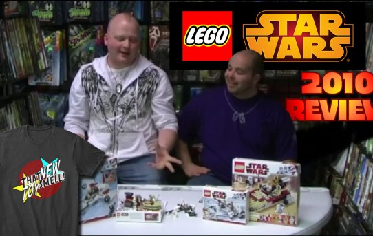 That New Toy Smell Episode 26 - Lego Star Wars!