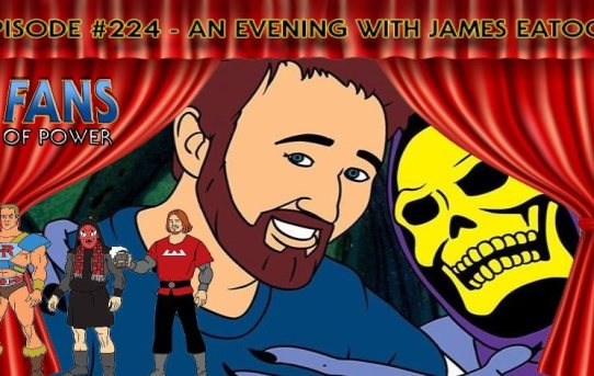 Fans Of Power #224 - An Evening With James Eatock!