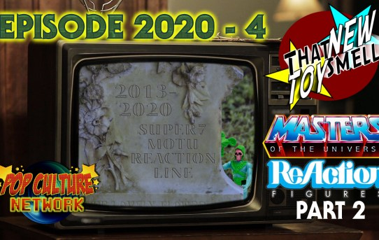 That New Toy Smell 2020 - 4 MOTU ReAction Part 2