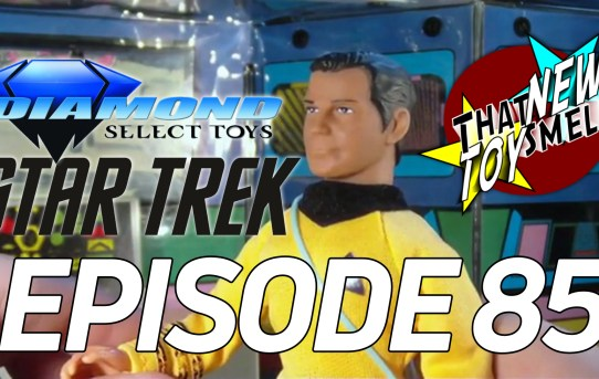 That New Toy Smell Flashback Episode 85: Diamond Select Toys Star Trek