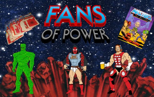 Fans of Power #240 - Clash of Arms Mini-Comic Review, What's The Best Vintage Wave 3 Cardback & More