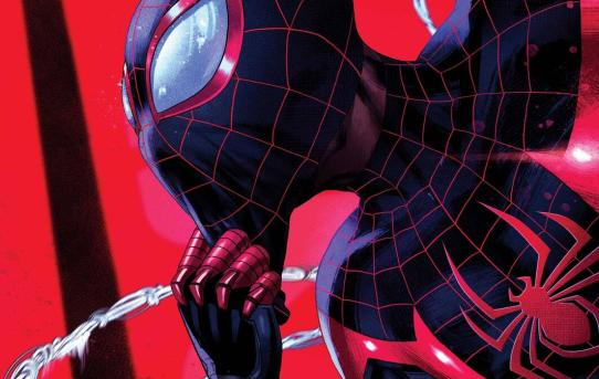 'MARVEL'S SPIDER-MAN: MILES MORALES' VARIANT COVERS HIT SHELVES THIS NOVEMBER
